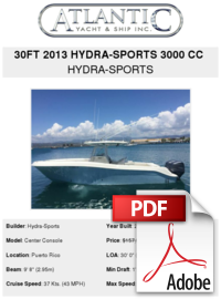 Hydrasports vector. Ft hydra sports