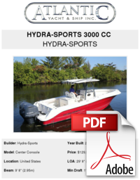 Hydrasports vector center console. Hydra sports cc buy