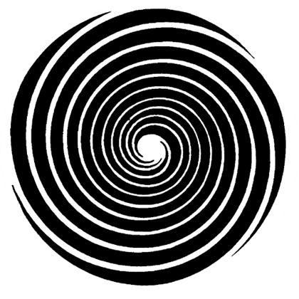 Hypnotic spiral png. Hypnosis put it on