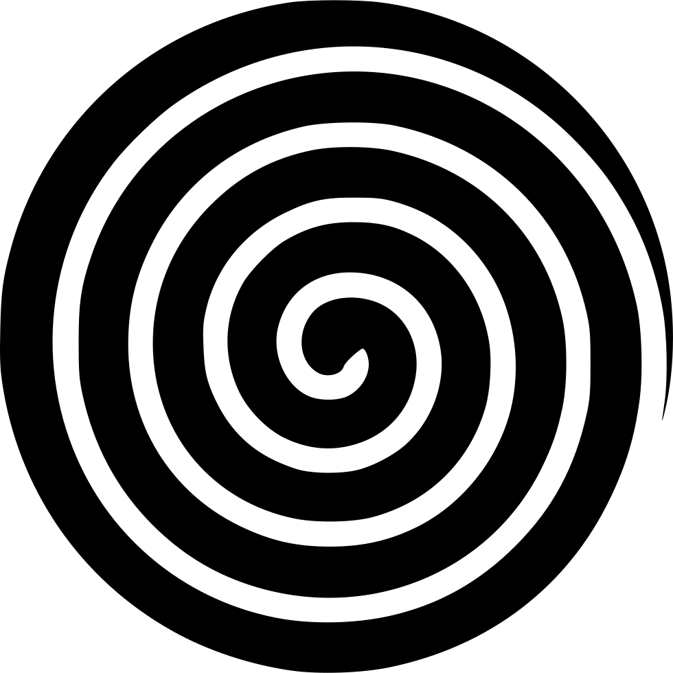 Hypnotic spiral png. Hypnosis mesmerism helix optical