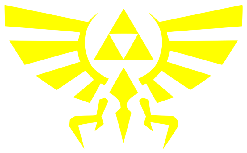 Hyrule crest png. Breath of the wild