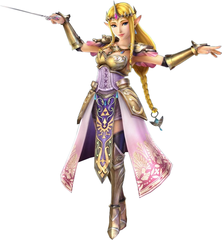 hyrule warriors zelda png