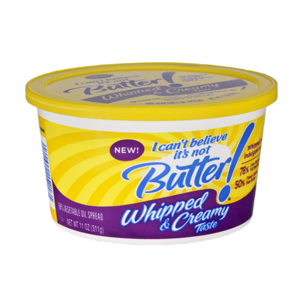 I cant believe its not butter png. Can t it s