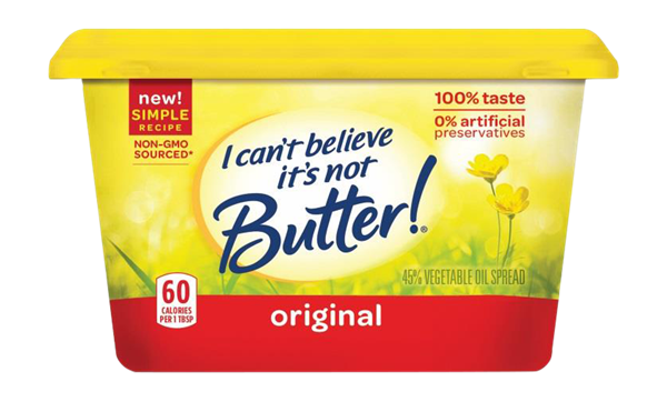 I cant believe its not butter png. San pedro supermarket can