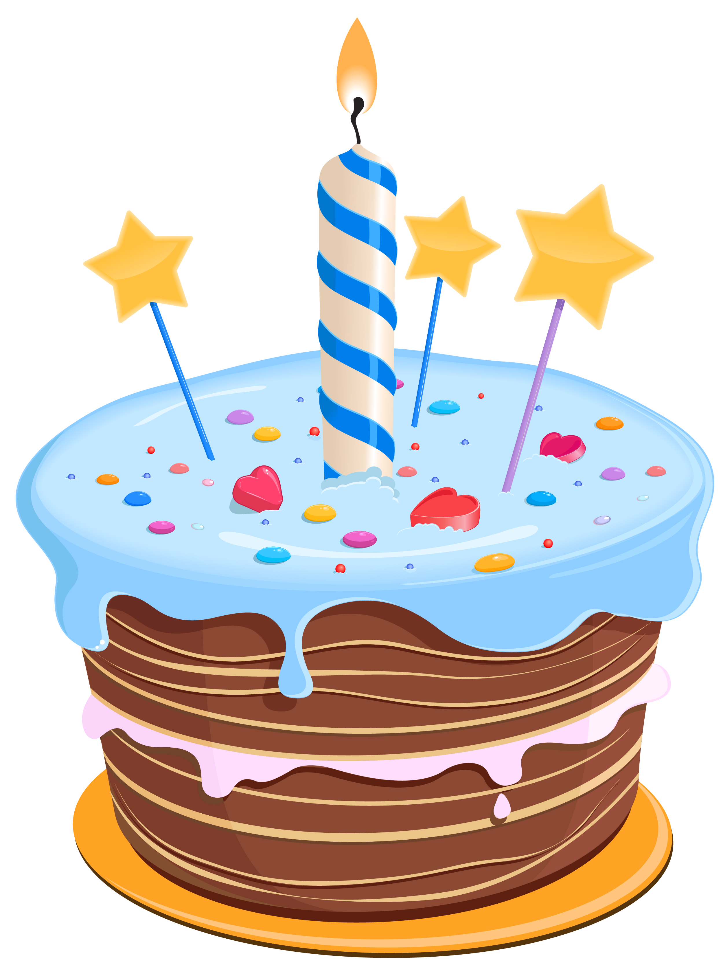 Png transparent images pluspng. August clipart birthday cake clipart black and white
