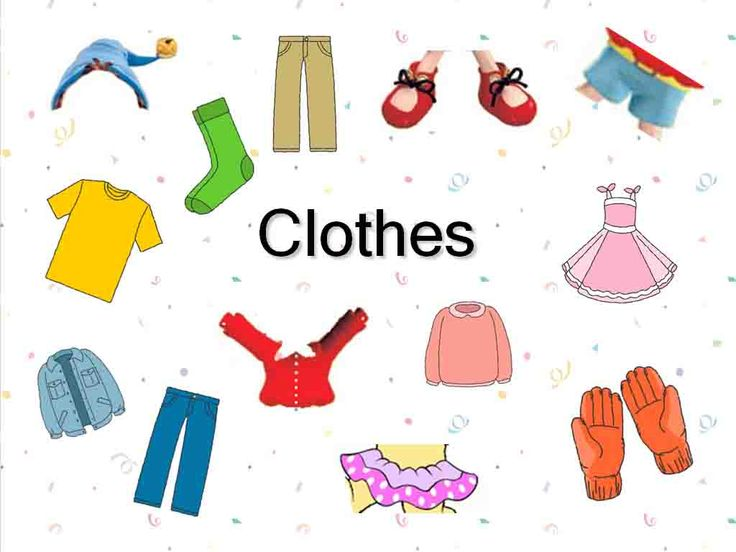 Clothes clipart. Best clothing images
