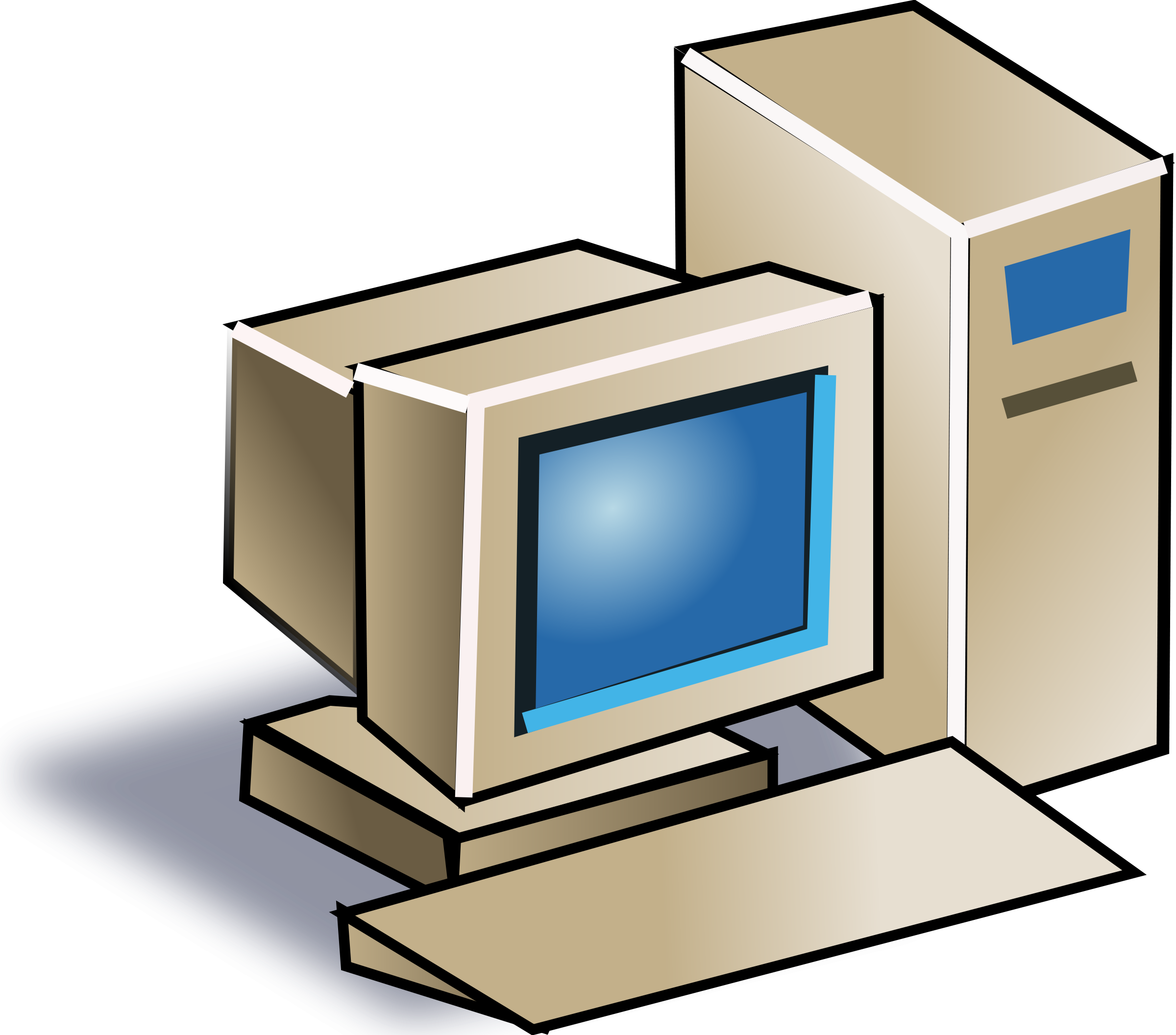 90s clipart day. Free computer geek download