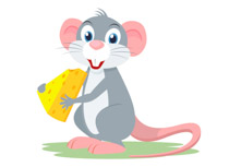 Mouse clipart. Free clip art pictures