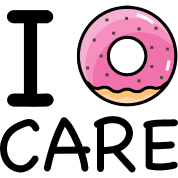 I donut care png. Mouse pad spreadshirt