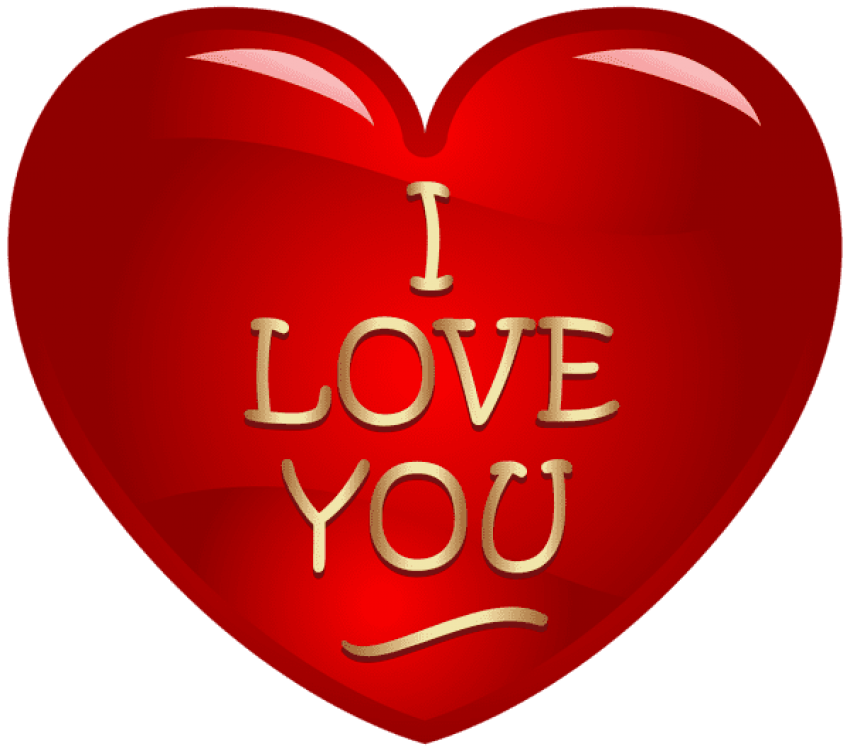 Download love you images. I heart png clip art free library