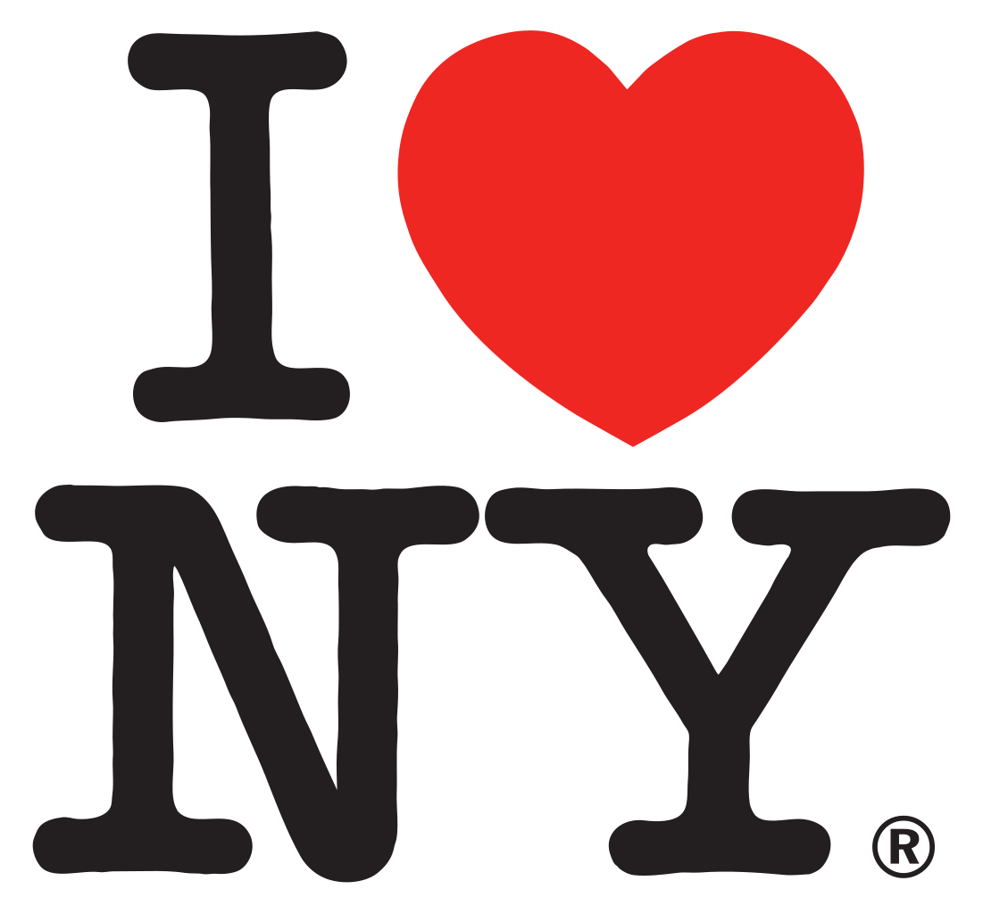 File love new york. I heart png banner free