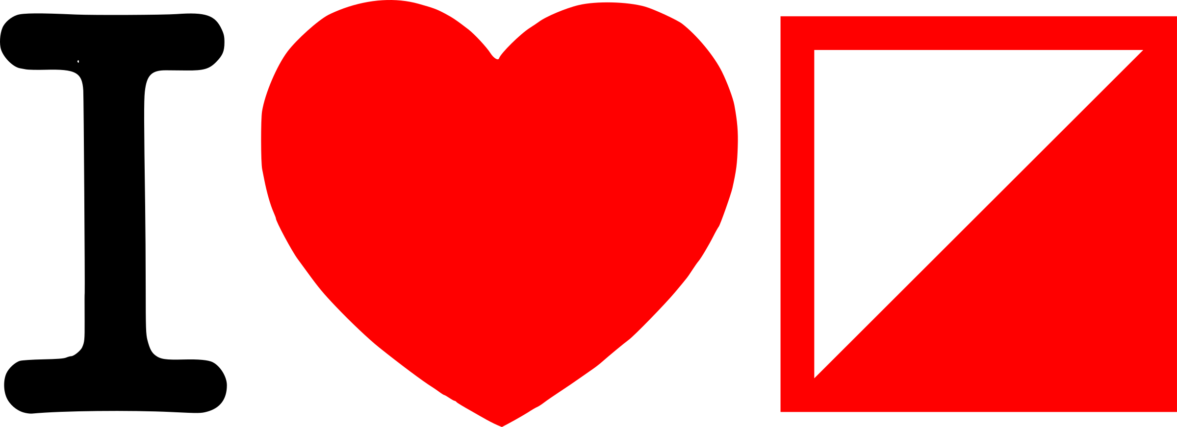 Image . I heart png graphic transparent