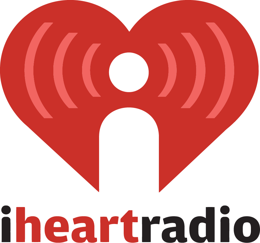 Image iheart radio logo. I heart png clip art black and white library