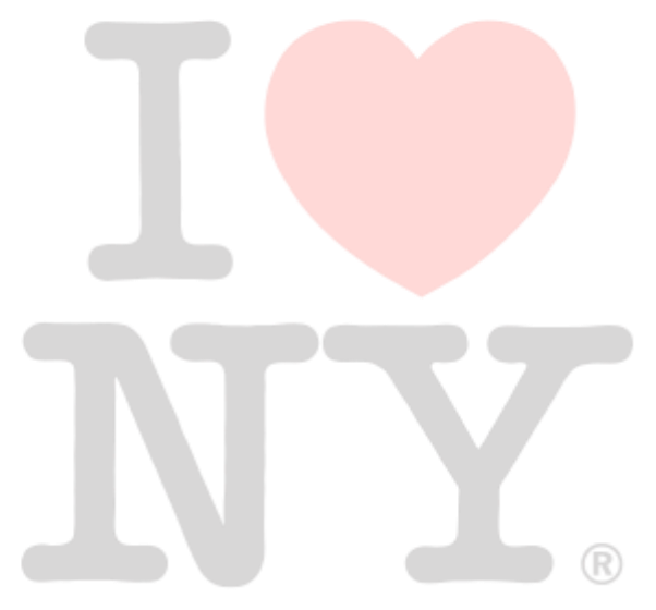 I love ny png. New york pr campaign
