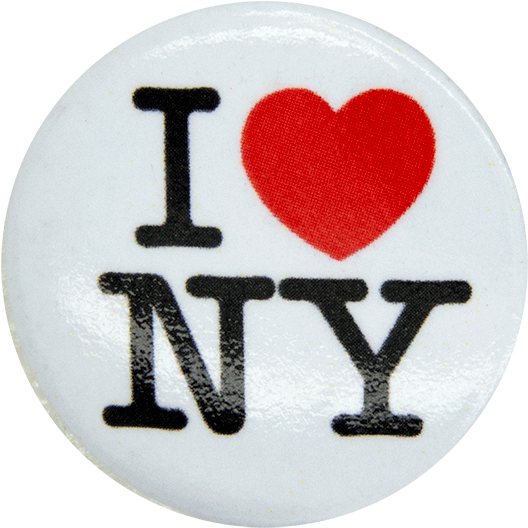 I love ny png. Download hd badge new