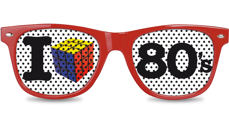 I love the 80s png. S moonstache lunettes personnalis