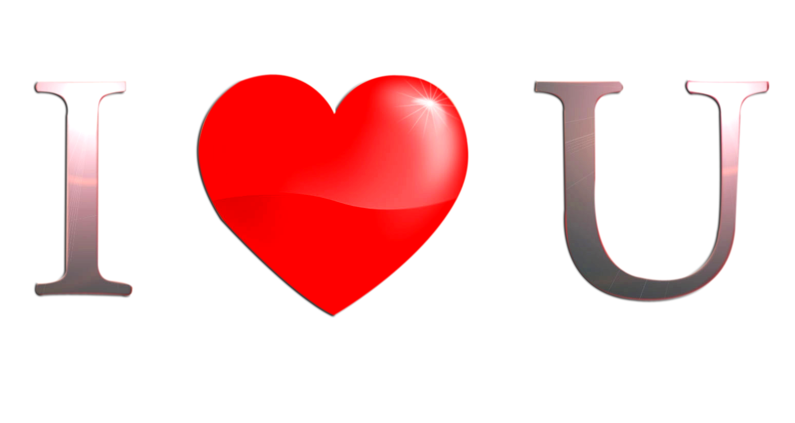 Love you written on. I heart png clip art black and white stock