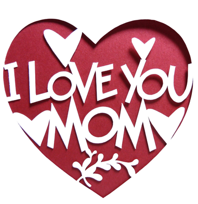 Ways to say. I love you mom png free