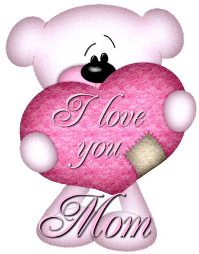 Glitter graphics the community. I love you mom png svg royalty free