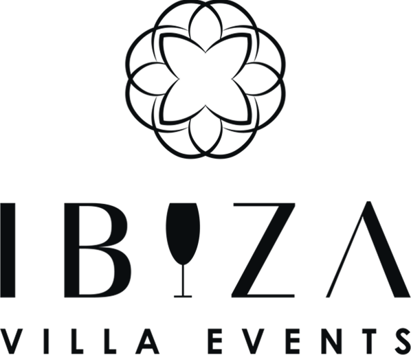 Ibiza pool party template png. Villa events private planners