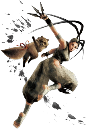 Ibuki street fighter 5 png. Image death battle fanon