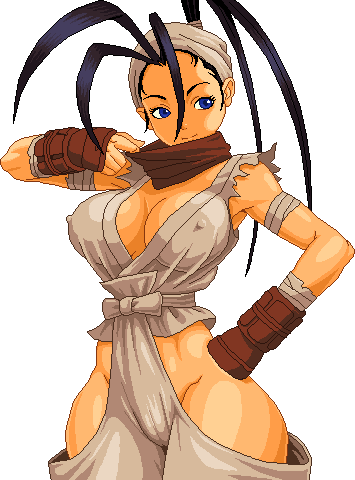Ibuki street fighter 5 png. By real warner on