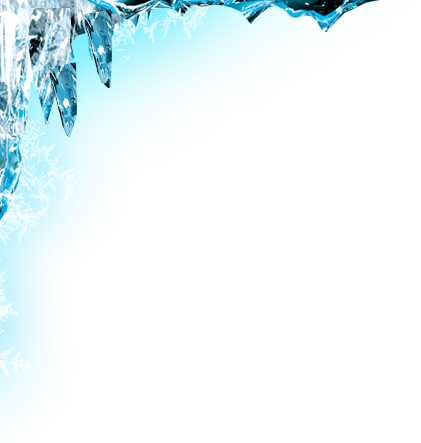 Ice border png. Local events come down
