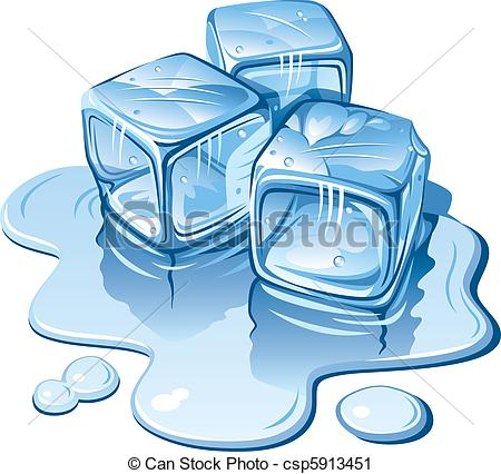 Ice clipart. Cubes csp royalty free