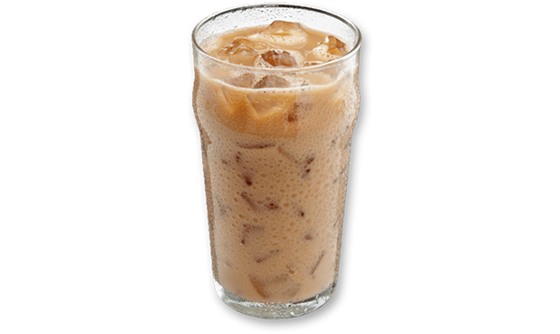 Ice coffee png. Low calorie iced vanilla