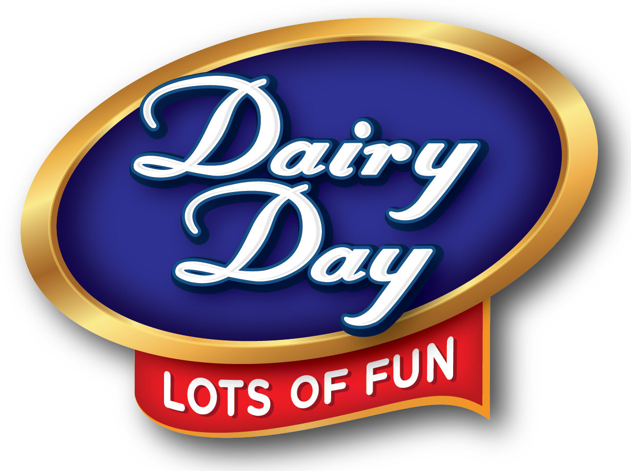 Ice cream label png. Dairy day creams