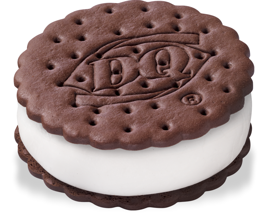 Ice cream sandwich png. Dq