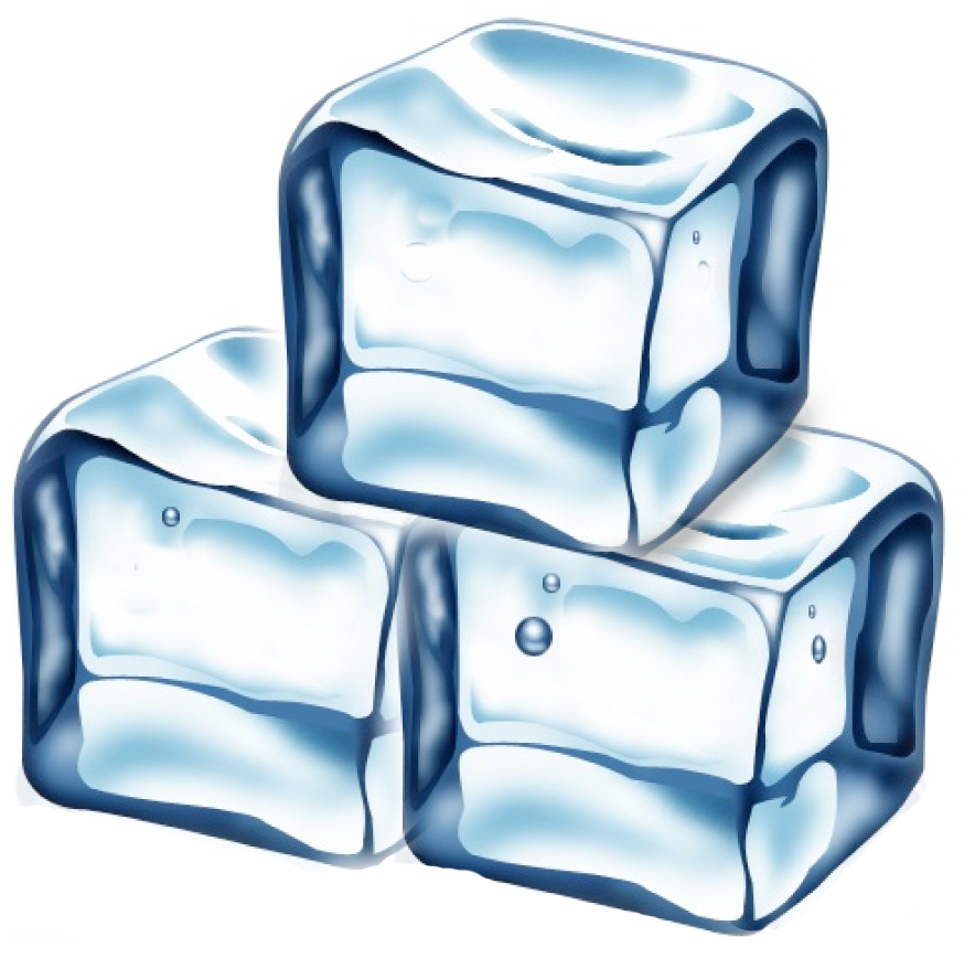Ice cube clipart png. Collection of high