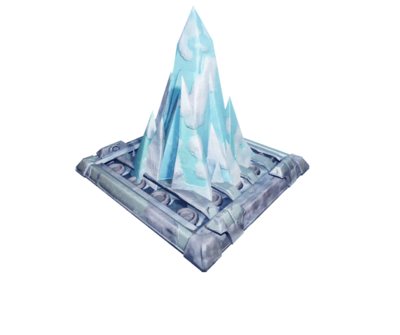Ice shard png. Official orcs must die