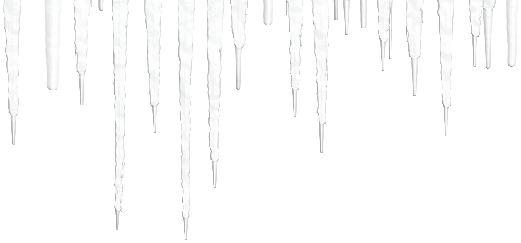 Icicle png images pluspng. Icicles transparent clip art royalty free library