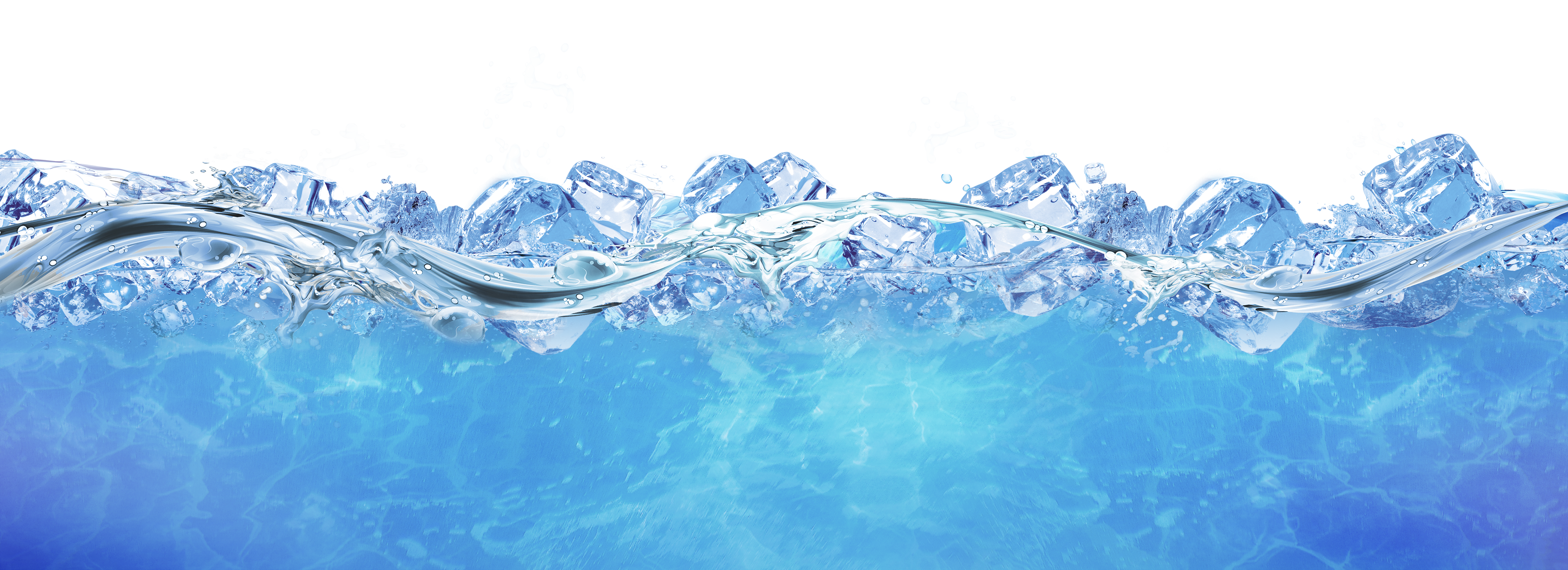 Water texture png. Blue ice floats on