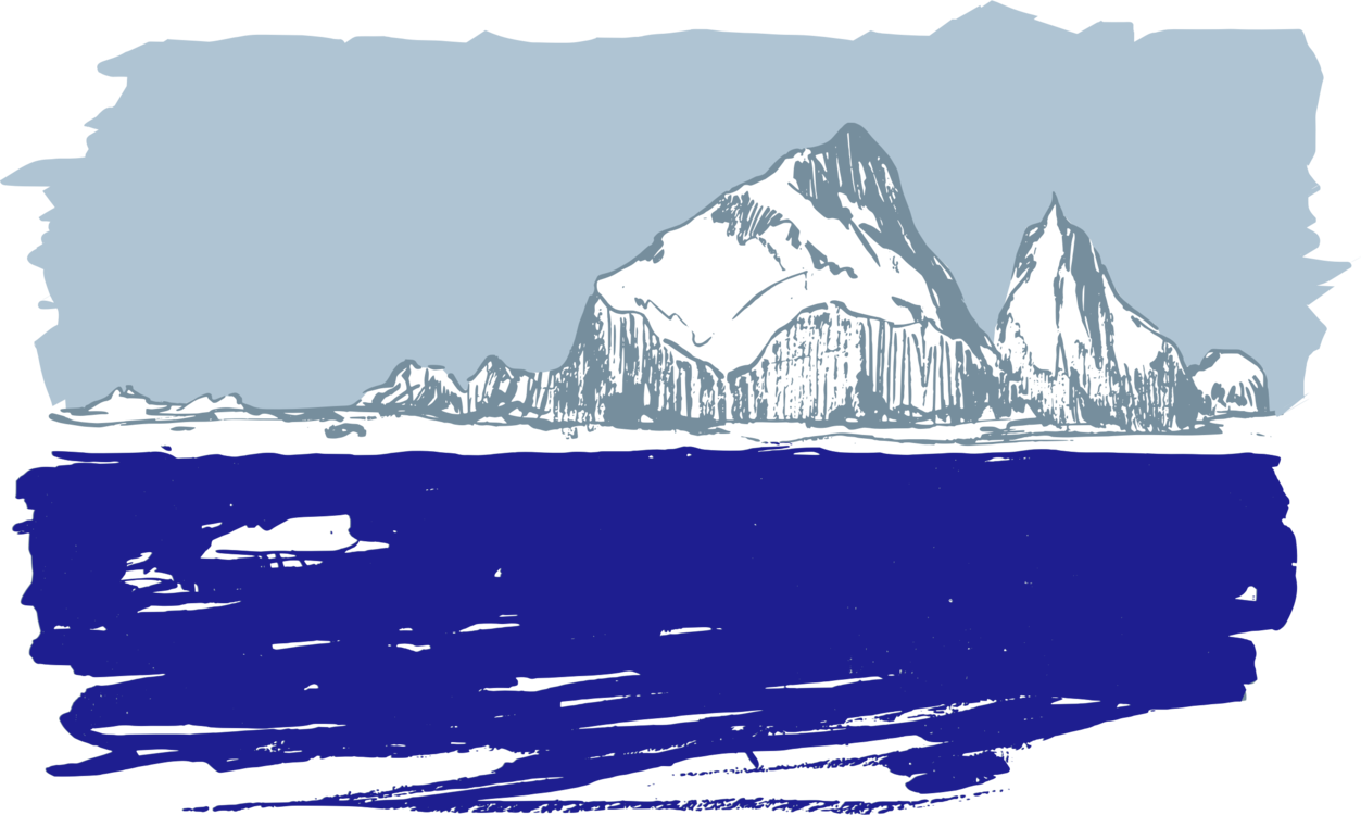 Water resources polar ice. Iceberg clipart snow mountain picture download