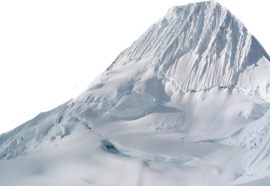 Covered png transparent images. Iceberg clipart snow mountain image library stock
