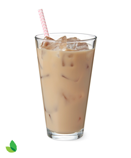 Iced coffee png. Coconut cold brewed with