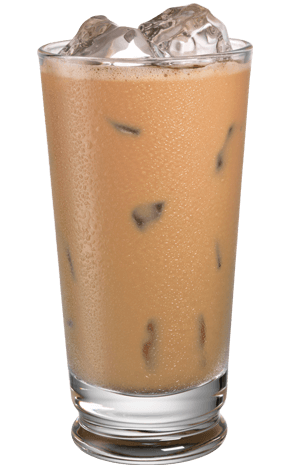 Iced coffee png. How to make pudding