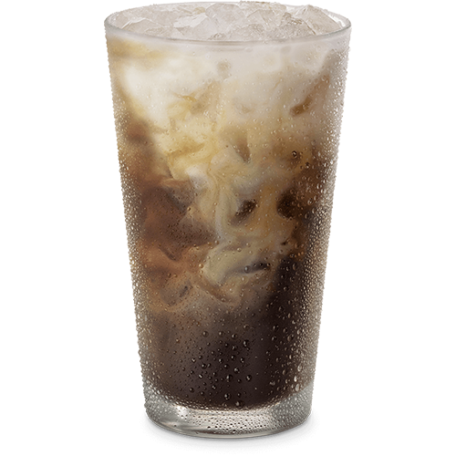 Iced coffee png. Cold brew small yocart