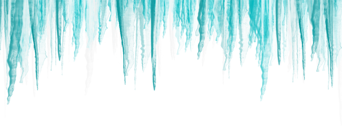 ice border png