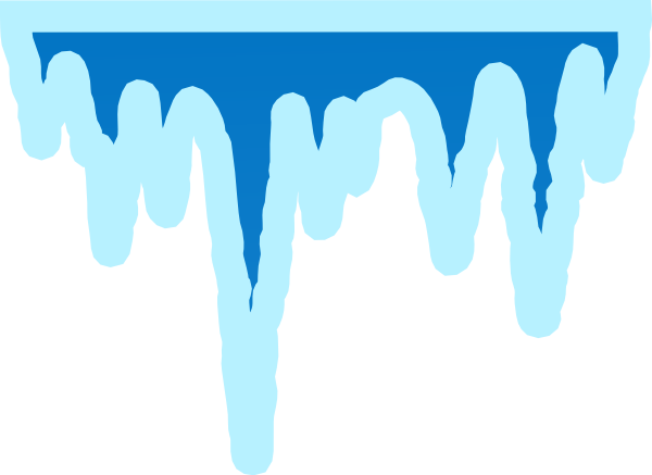 icicles drawing ice cycle