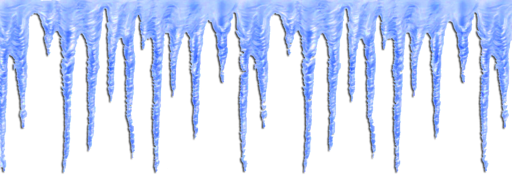 Vector icicles stalactite. Free cliparts border download