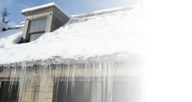 Icicles clipart snow roof. J o n roofing