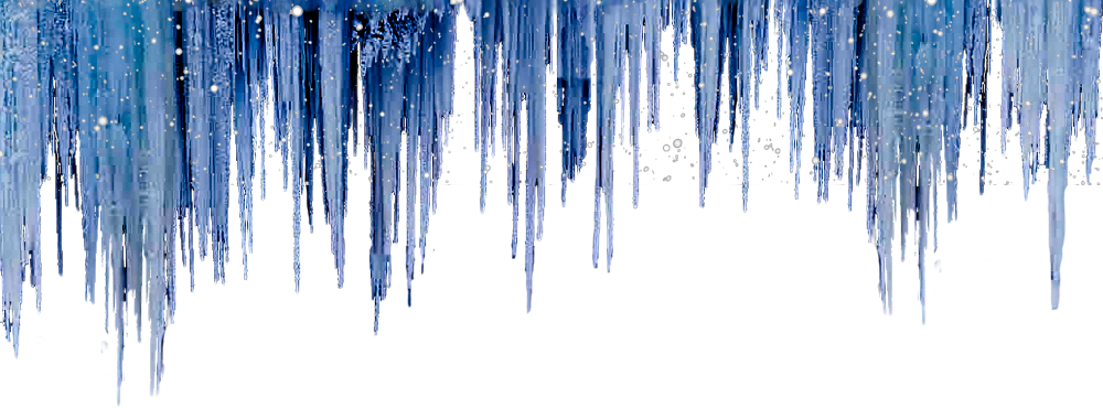 Icicles drawing fake. Icicle clipart ice sickle