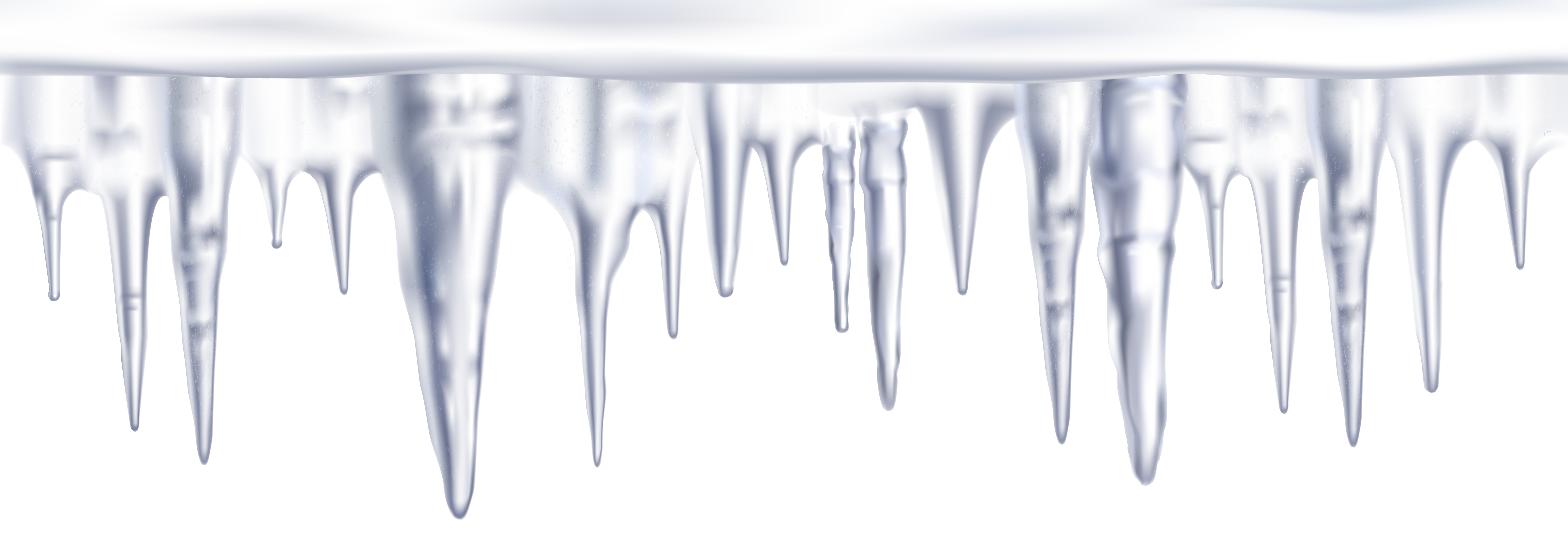 Icicles transparent clipart. Icicle clip art image