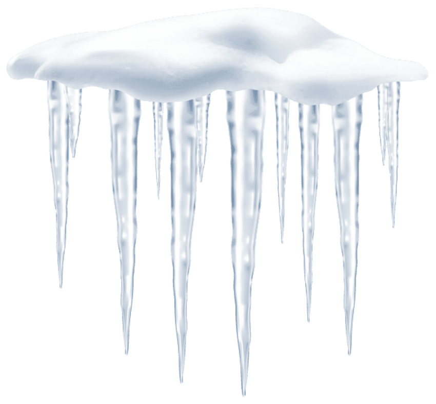 Medium png free images. Icicles transparent small image transparent download