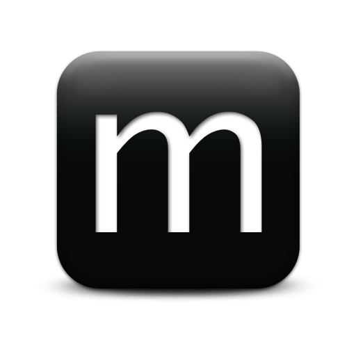 Icon m png. Letter transparent free icons