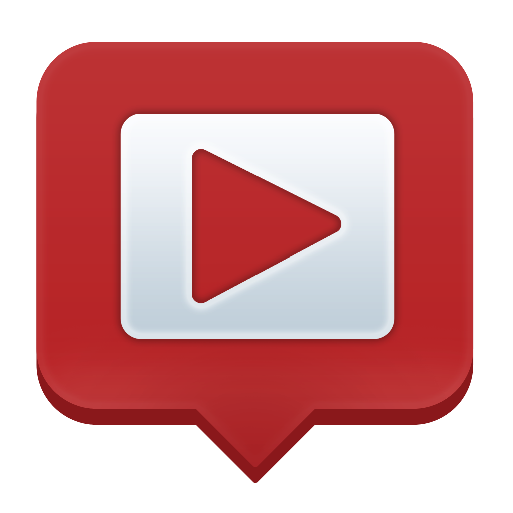 Icono play youtube png. Logo transparent pictures free