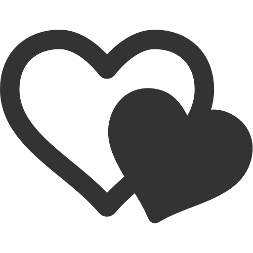 Icons transparent heart. Hearts the application favorite